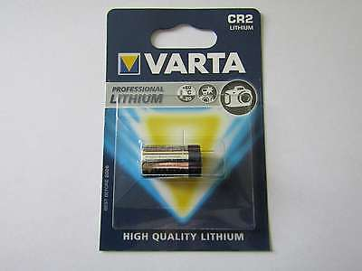 1x CR2 Batterie Lithium CR15H270 920mAh 3V Varta AR1445