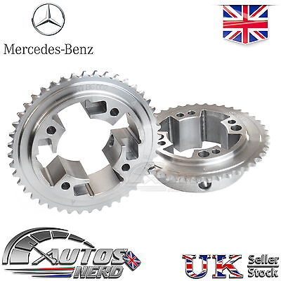 Camshaft Adjusters MERCEDES M271 VANOS C200 W203 HUBS ONLY E + A inlet + exhaust