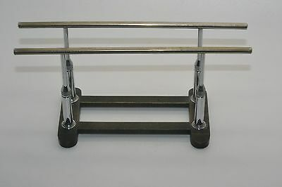 1974 Handmade Trophy Parallel Bars Carouge Switzerland