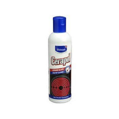 Hillmark H84 Cerapol Ceramic Glass Cooktop Cleaner