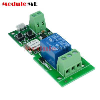 Sonoff WiFi Wireless Smart Switch Relay Module 5v for Home Apple Android APP UK