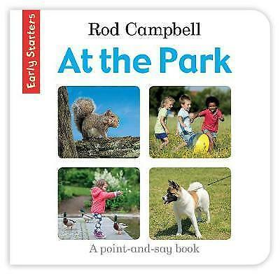 At The Park Board Book / Rod Campbell9781509837120
