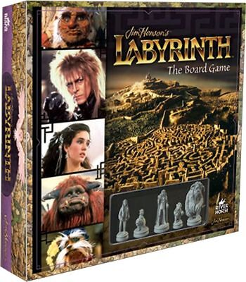 Labyrinth Board Game - River Horse