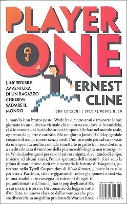 Player one - Cline Ernest