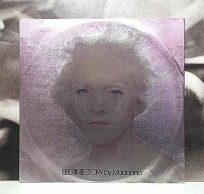 "Madonna - Bedtime Story - Metallic Cover 12"" Uk Limited Edition 1995 Wo285Tx"