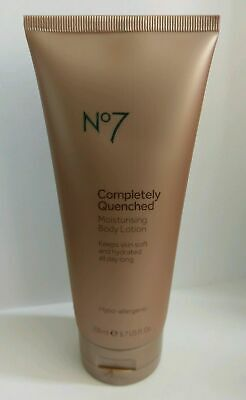 No7 Completely Quenched Moisturising Body Lotion 200 Ml
