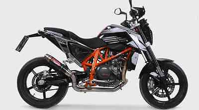 KTM 690 Duke Exhaust Stainless Deeptone by GPR Exhausts road legal
