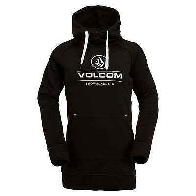 Volcom Costus Pullover Women's Fleece - Black