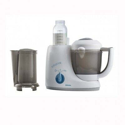 Beaba BabyCook Original Plus - 800ml - Grey/Blue - EASTER SPECIAL REDUCED