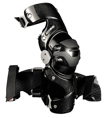 EVS Web Kneebrace Black XL Left Knieorthese Links Orthese Knie XL UVP 379,95€