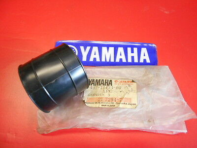 Genuine Yamaha Nosdt100 Dt175 1974-76 Air Cleaner Joint Pt.no 437-14453-00