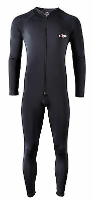 Summer one piece base layer undersuit bodysuit from extreme racing