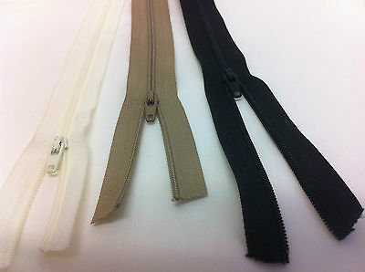 CONTINOUS ZIP FOR BAG MAKING  any length & colour.