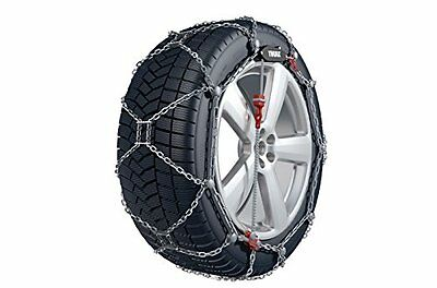 K–NIG Thule XG-12 Pro 235 Snow Chains - set of 2 - Quick Fit - 12mm Clearance