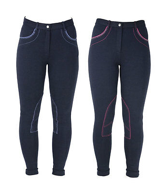 HyPERFORMANCE Thorpe Diamante Ladies Jodhpurs/Jodphurs - All Sizes in stock