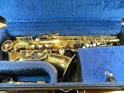 Buffet Crampon 73-74 Superdynaction Alto Saxophone *serviced*ready2Play*