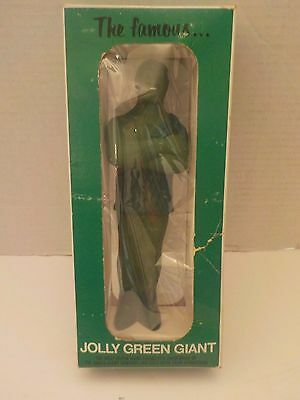 VINTAGE The Famous JOLLY GREEN GIANT Vinyl Figure Product People Inc.1970's