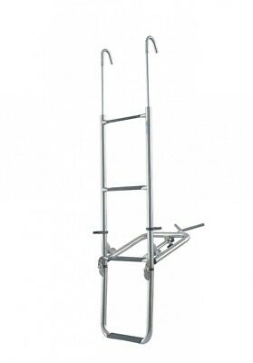Batsystem Bow ladder to Hanging Step 4 Swimming Boat Yacht