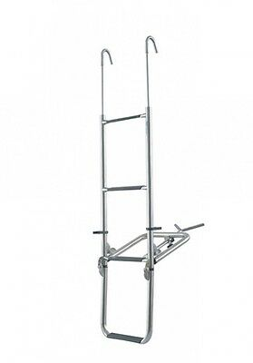 Batsystem Bow ladder to Hanging 3-levels ST135 Swimming Boat