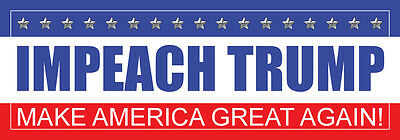 Impeach Trump - Make America Great Again!  Help Our Country!