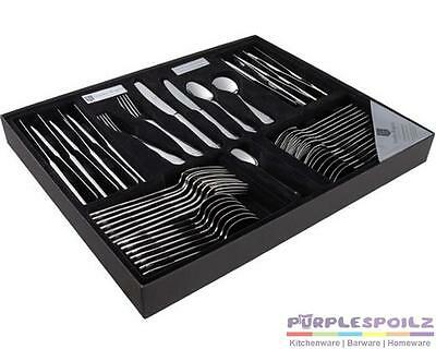 NEW STANLEY ROGERS 56 PIECE DAZZLE CUTLERY GIFT BOXED SET Fork Knife Spoon