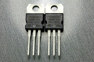 STPS20S100CT DIODE ARRAY SCHOTTKY 100V TO220 Pack of 2