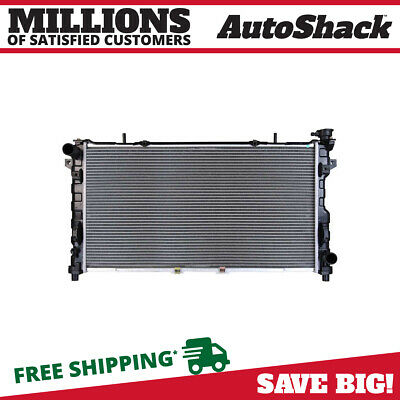 New Radiator for 05-07 Dodge Caravan Grand Caravan Chrysler Town&Country Voyager