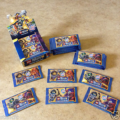 Lego Nexo Knights Trading Card Game Brand New Sealed Packets Nexo Knights