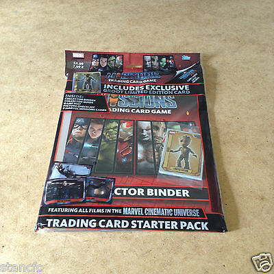 Marvel Missions Trading Card Game Starter Pack Includes Exclusive Groot Card