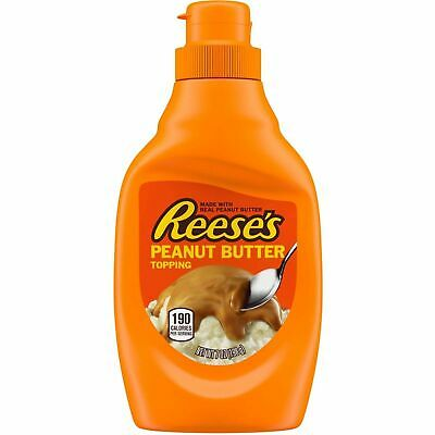 Reese's Peanut Butter Topping Reeses 198g