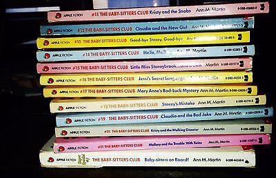 30 Baby Sitters Club Books for $30 and Free Shipping!
