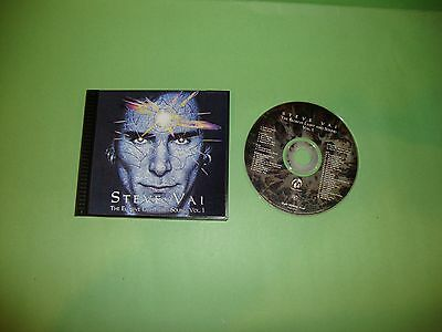 The Elusive Light and Sound, Vol. 1 by Steve Vai (CD, Jun-2002, Favored Nations