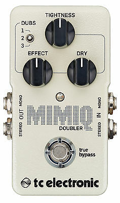 TC Electronic Mimiq Doubler Pedal IN STOCK FAST SHIP