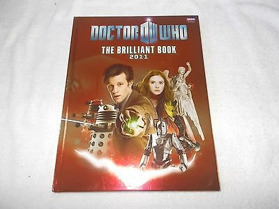 Hardback The Doctor Who Brilliant Book 2011