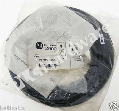 New Sealed Allen Bradley 2090-XXNFMP-S15 /C Std Feedback Cable Flying-leads 15m