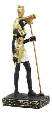 "Small 3"" Height God Horus Ancient  Egyptian Collectibles Figurine Figure Statue"