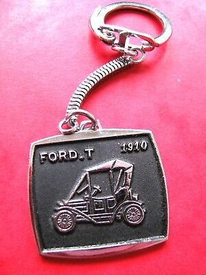 Ancien porte cle banania Ford t 1910 vintage