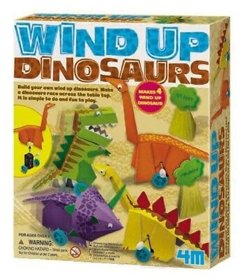 Johnco Productions Wind Up - Dinosaurs