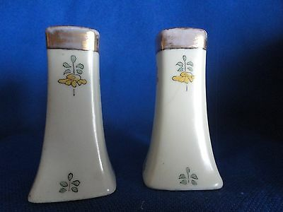 Pretty Vintage Salt and Pepper Shakers