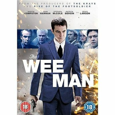 The Wee Man DVD - Patrick Bergin, Hannah Blamires - ** NEW & SEALED **