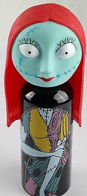 """The Nightmare Before Christmas Sally aluminum bottle 12oz NEW 9 1/4"""" tall"""