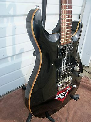 Vintage 1980's Cort Electric Guitar with gig bag