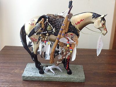 1549 - MEDICINE HORSE (Westland) 11E/4755 (Retired) Trail of Painted Ponies