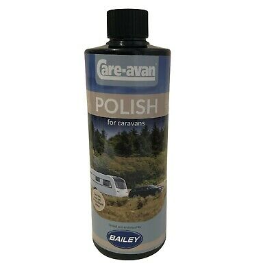 Bailey Alu-Tech Caravan Polish 500mls Easy to Apply Fantastic Finish