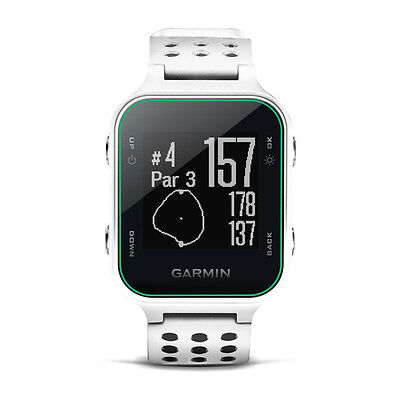 GARMIN APPROACH S20 Golf Watch GPS Preloaded with 40,000+ Free Membership