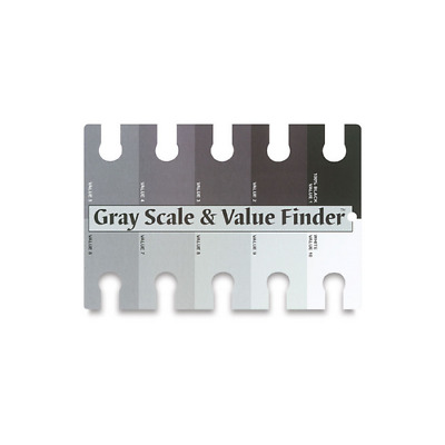 NEW Gray Scale and Value Finder