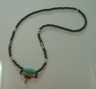 Real Rare Holy Handmade Necklace with Turquoise Thai Buddha Amulet Pendent3 Hook