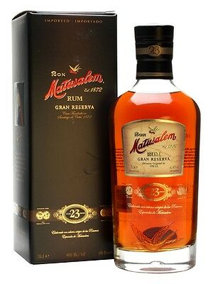 Ron Matusalem 23 Year Old Gran Reserva Rum 700ml