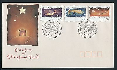 Christmas On Christmas Island 1994 - Fdc (Jp)