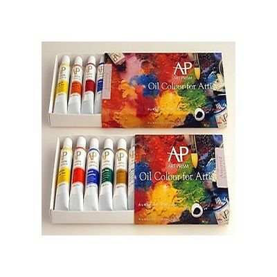NEW Art Prism Student Oil Colours